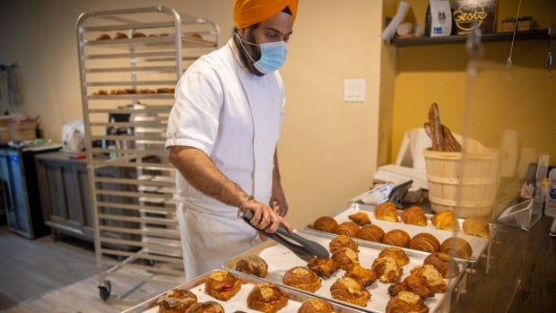 This downtown bakery offers new twists to classic French pastries CBC News