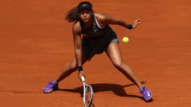 Naomi Osaka and Simona Halep advance to 2nd round of Madrid Open | CBC Sports