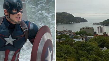 Marvel Avengers St. John's - Captain America