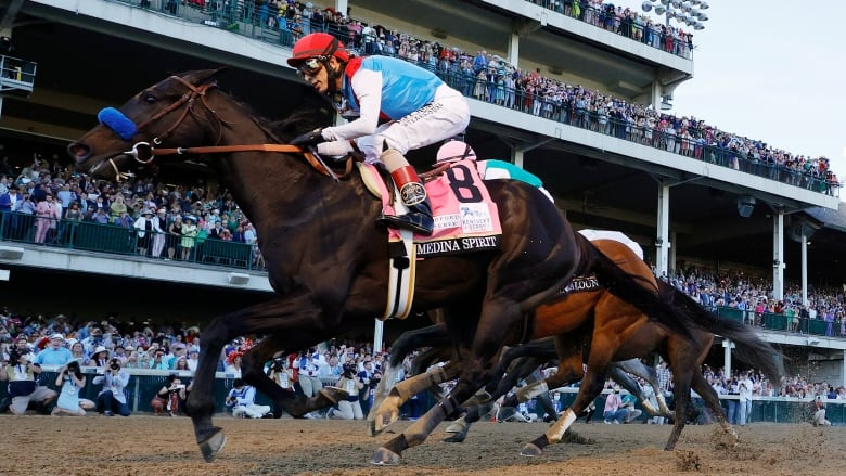 Medina Spirit's Win Over Mandaloun in the Kentucky Derby Stands for Now; Could be Stripped Pending Results of Investigation