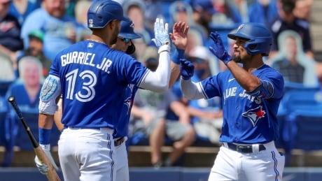 Braves Blue Jays Baseball