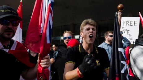 Proud Boys Canada may have disbanded 'in name only,' researchers warn