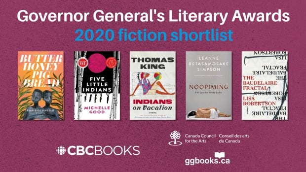 The finalists for the 2020 Governor General's Literary Award for fiction | CBC Books