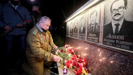 UKRAINE-CHERNOBYL/ANNIVERSARY-VIGIL
