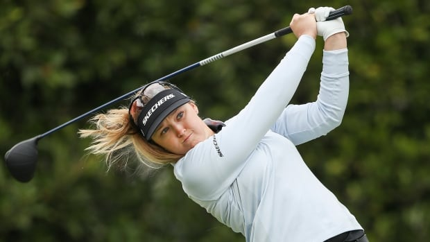 Canadian golfers are having a big (Olympic) year | CBC Sports