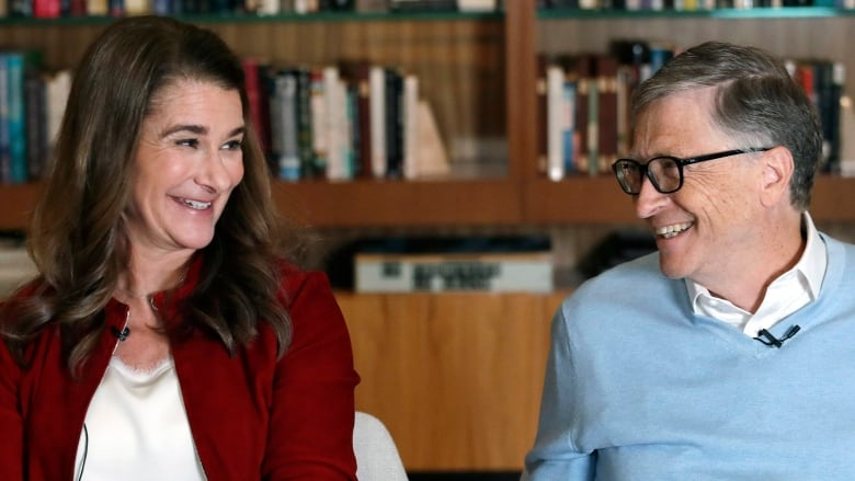 JUST IN: Bill and Melinda Gates Announce They're Separating After 27 Years
