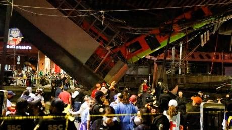 MEXICO-TRAIN/ACCIDENT