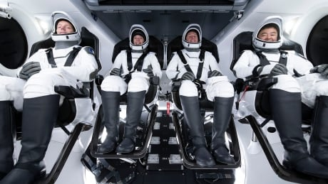 SpaceX Crew2