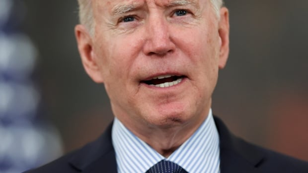 Biden's new goal: 70% of Americans vaccinated for COVID-19 by July 4 | CBC News