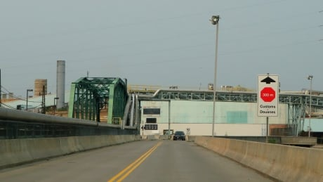 Fort Frances International Bridge