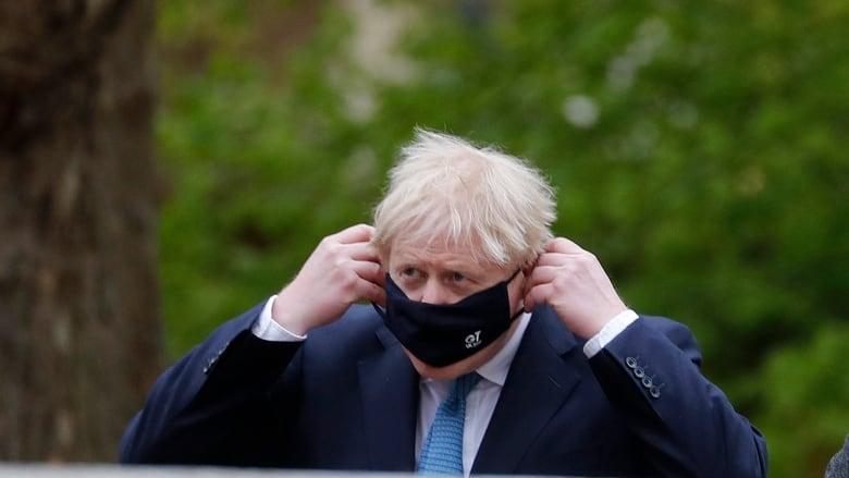 Boris Johnson pledges UK's