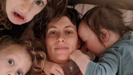 Carina Stone and kids