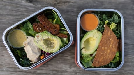 Reusable takout containers