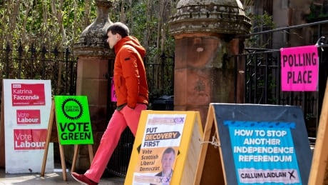 What's at stake in Scotland's election