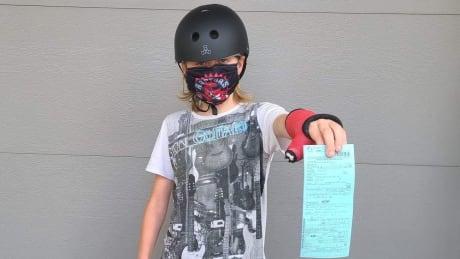 Birthday at skate park brings unwelcome $880 fine for Ottawa teen's family