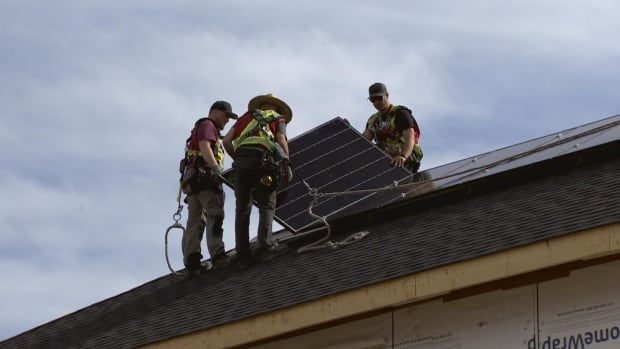 Albertans are hot for solar right now, even with the pandemic pinch