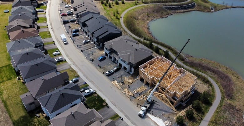 Can Canada solve its housing crisis without making climate change worse?   CBC News