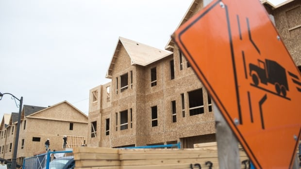 City of Toronto calls for action against the surging price of construction material   CBC News