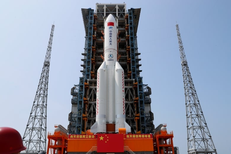 Will Chinese rocket debris fall on Utah? You never know (probably not)