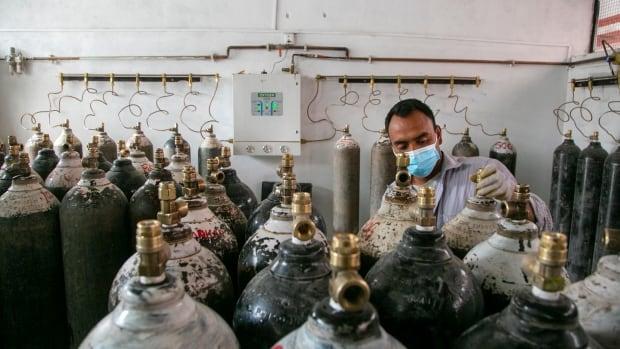 Nepal's COVID-19 case surge has doctors sounding the alarm