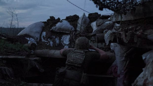 2 Ukrainian soldiers killed, 1 wounded in country's east