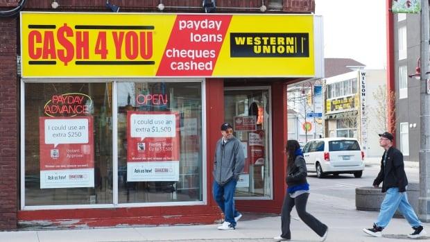 Budget 2021 sets up a fight over high-interest loans | CBC News