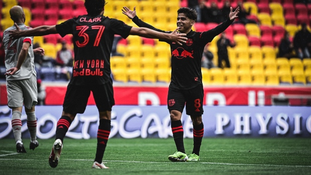 Toronto FC still searching for 1st league win after being run down by Red Bulls