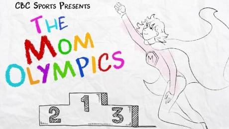 Karina LeBlanc and Rachel Homan face off in the Mom Olympics