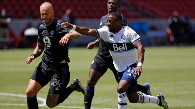 Whitecaps hand CF Montreal 1st loss in all-Canadian MLS clash
