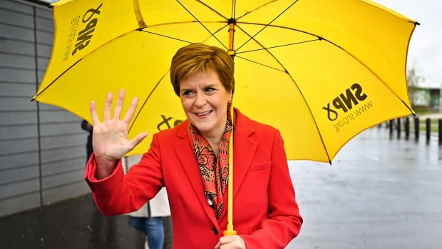 Scottish National Party wins parliamentary election, plans 2nd referendum on independence