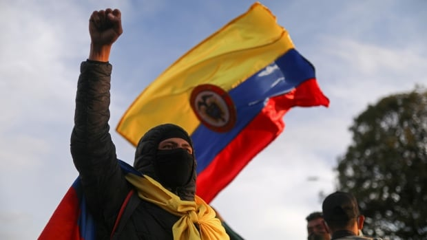 Here's why people are protesting across Colombia