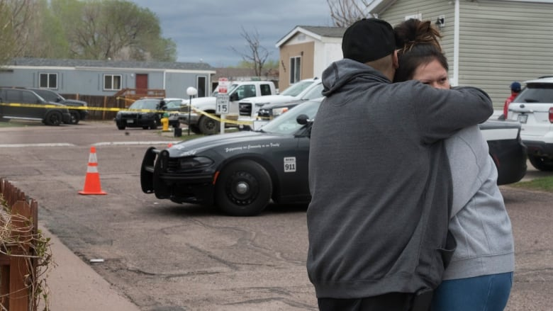 Seven people shot dead after gunman opens fire at Colorado birthday party