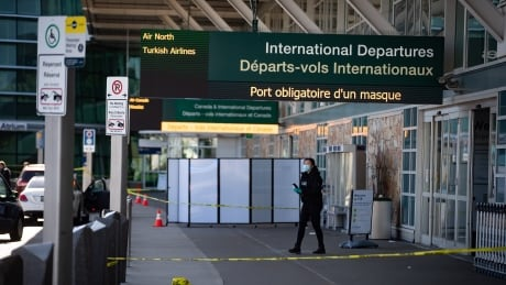 Man killed in shooting at Vancouver airport, police confirm