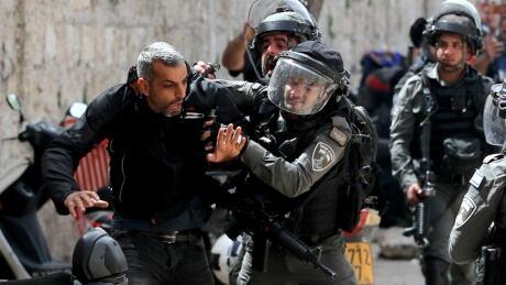 ISRAEL-PALESTINIANS/JERUSALEM
