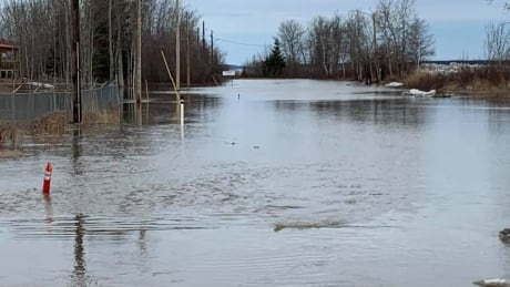 700 people in Fort Simpson, N.W.T., displaced by flood, mayor says