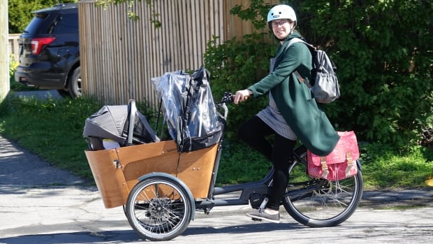 Cargo e-bikes could be banned under proposed Ontario bill