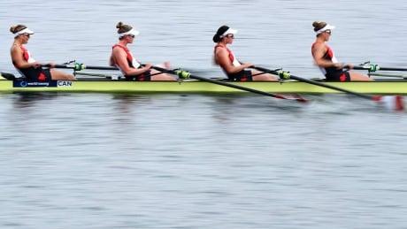 2021 World Rowing Final Olympic Qualification Regatta on CBC - Lucerne