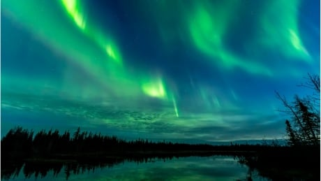 Look up: the northern lights might be out tonight
