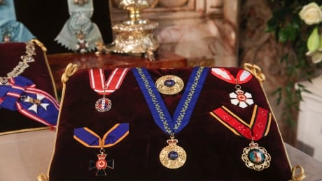 Former reservist stripped of Order of Military Merit for wearing medals he was never awarded