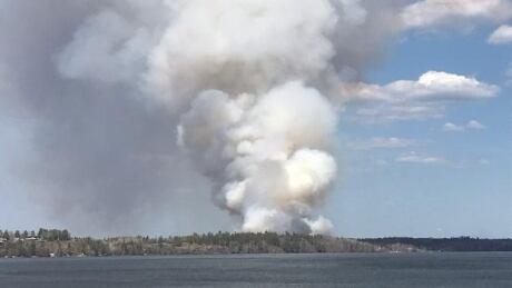 Toniata wildfire