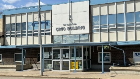 Wetaskiwin Civic Building