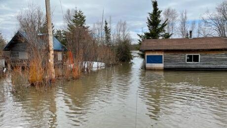 Little Buffalo River flood