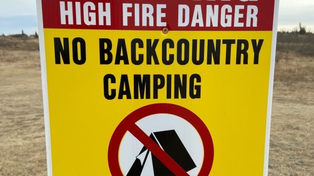 Manitoba forbids campfires, closes trails and bans backcountry travel due to wildfire threat