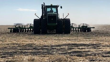 Drought Seeding