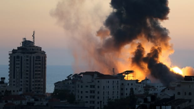 Canadians with loved ones in Gaza, Israel watch with heartbreak as violence unfolds
