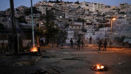 Israeli bombardment of Gaza Strip intensifies, fighting spills into West Bank