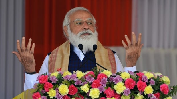 Popularity crumbles for Indian PM Modi as devastating COVID-19 surge continues