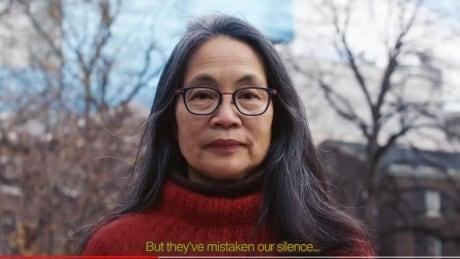 Still from Eyes Open: An Anti-Asian Racism PSA