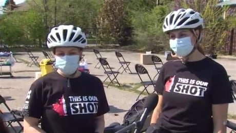 <div>Toronto physicians drive up vaccinations with 'Vaccines on Wheels' pilot project</div>