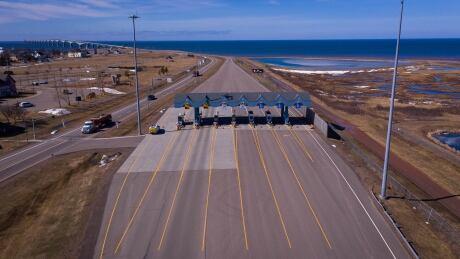 Confederation Bridge - Drone